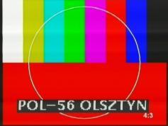 testcard TVP truck 56 Olsztyn Eut W3A 7E