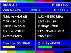 Insat 4B at 93.5 e-3 815 H DDK Nagpur India-Q data