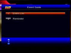 Insat 4B at 93.5 e_SUN Direct dth_DVB-S2-MPEG-4-HD Samsung DSB-B580R menu_event guide_09