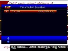 Insat 4B at 93.5 e_SUN Direct dth_DVB-S2-MPEG-4-HD Samsung DSB-B580R menu_fav list_04