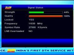 Insat 4B at 93.5 e_SUN Direct dth_DVB-S2-MPEG-4-HD Samsung DSB-B580R menu_q status_22